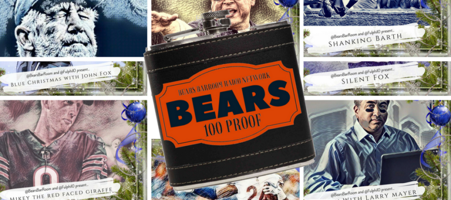 Bears 100 Proof – Bears Christmas CD & Demon House