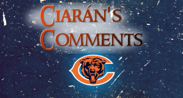 Ciarán's Comments: Bears Face Bengals… Has the Team Give Up?