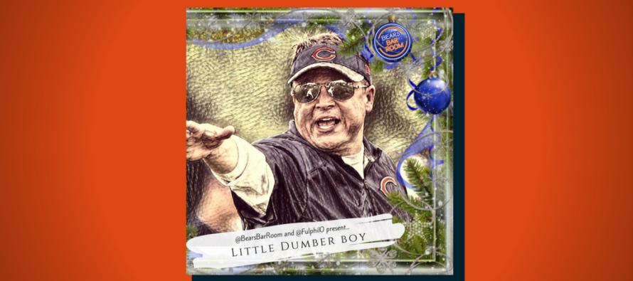 """Bears Barroom Present's Draft Dr. Phil's """"Little Dumber Boy"""""""