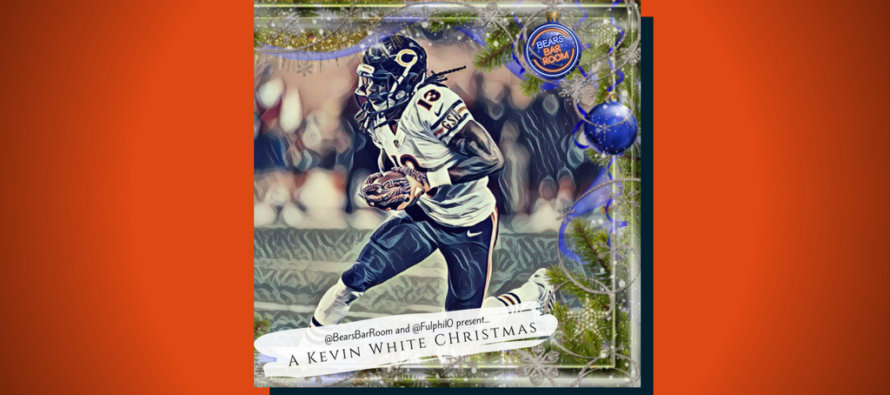 Bears Barroom Presents Draft Dr. Phil's A Kevin White Christmas