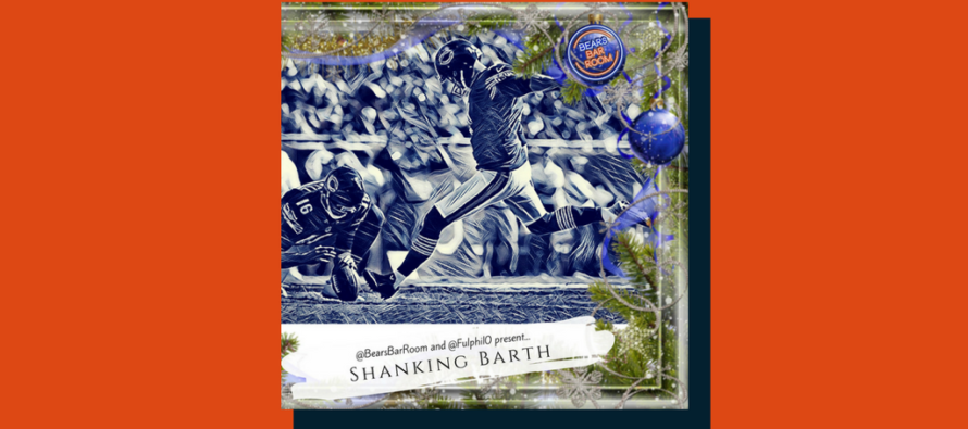 Bears Barroom Presents Draft Dr. Phil's Shanking Barth