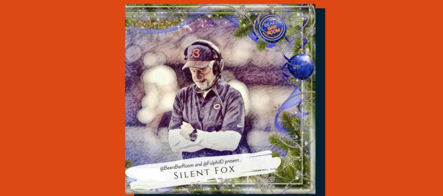 "Bears Barroom Presents Draft Dr. Phil's ""Silent Fox"""
