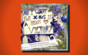 Bears Barroom Presents Draft Dr. Phil's All I Want For Christmas