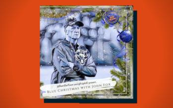Bears Barroom Presents Draft Dr. Phil's Blue Christmas