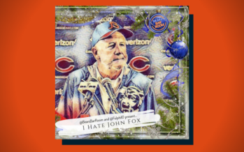 Bears Barroom Presents Draft Dr. Phil's I Hate John Fox