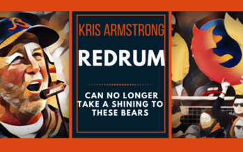 Redrum – I Can No Longer Take A Shining To These Bears