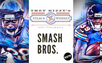 The Smash Bros: Adrian Amos & Eddie Jackson