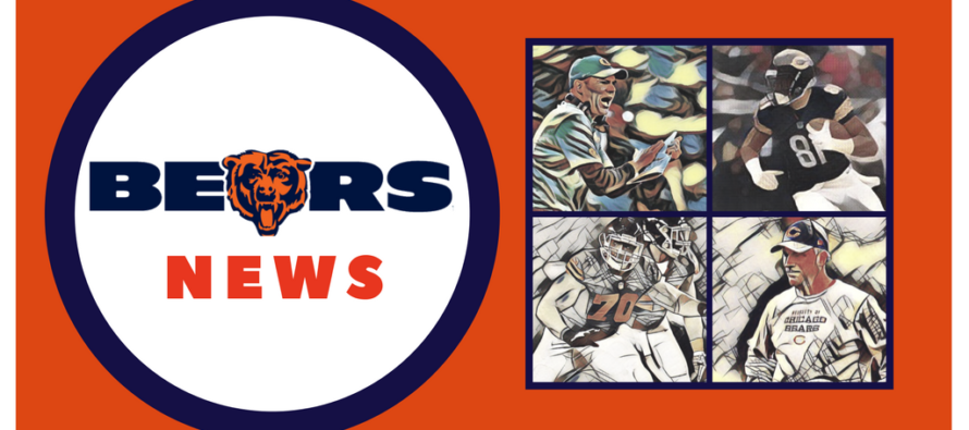 Bears News On Vic Fangio, Mark Helfrich, Bobby Massie & More