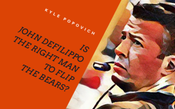 "Can John DeFilippo ""Flip"" the Bears Around?"