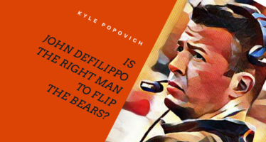 "Can John DeFilippo ""Flip"" the Bears Around?"