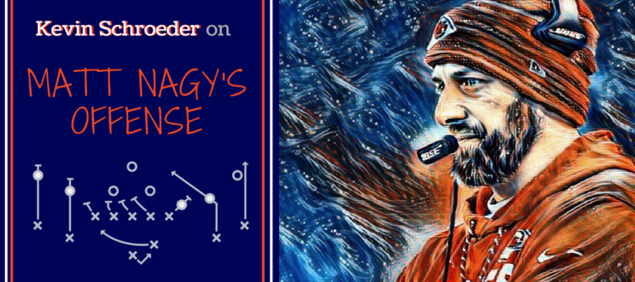 Matt Nagy's Offense – How It Works