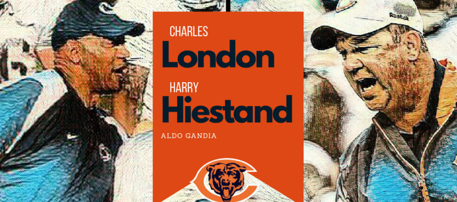 The Lowdown On Harry Hiestand & Charles London