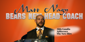 Matt Nagy Hired