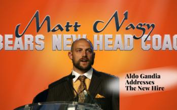 Matt Nagy Is Chicago Bears New Head Coach