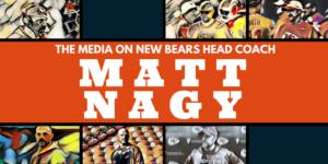 Media Matt Nagy