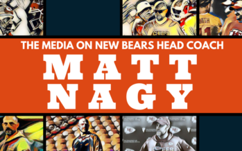 What's The Media Saying About Matt Nagy?