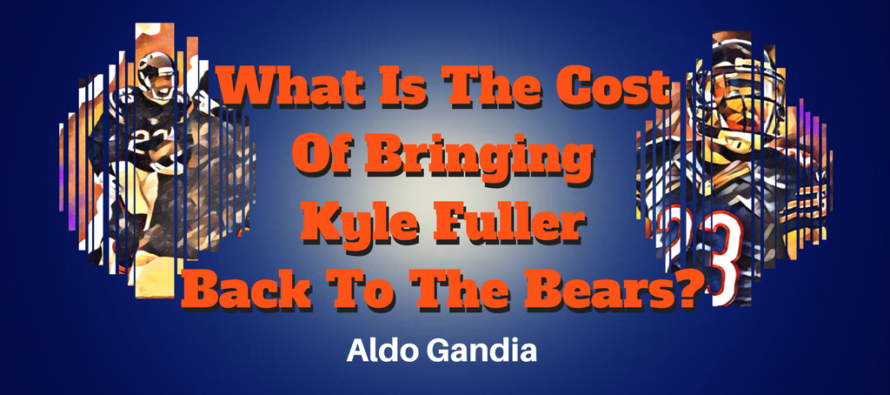 The Cost of Re-Signing Kyle Fuller