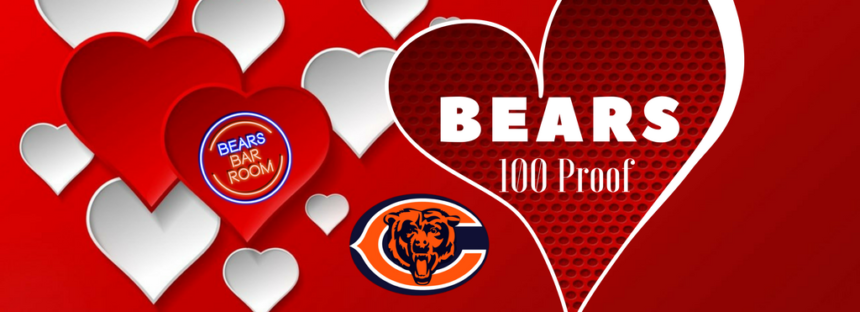 Bears 100 Proof – Valentine's Show: More Jordan Howard Love, Free Agent Crushes & Our Dating Game