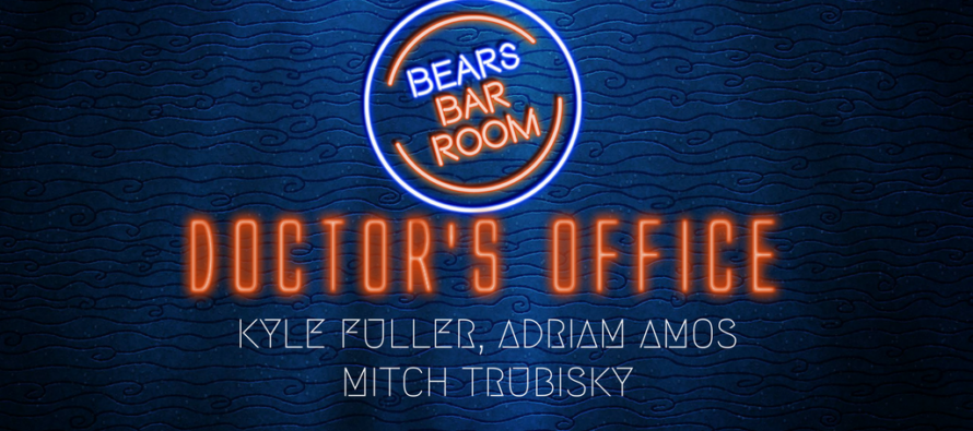 Draft Dr. Phil's Doctor's Office: Kyle Fuller, The Fullback & More