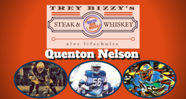 Quenton Nelson Is A Monster – Should He Be A Monster of the Midway?