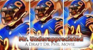 Bears Barroom Presents A Draft Dr. Phil Movie: Mr. UnderAppreciated – Jordan Howard