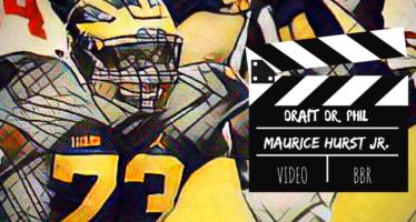 Draft Dr. Phil's Desirables: Maurice Hurst